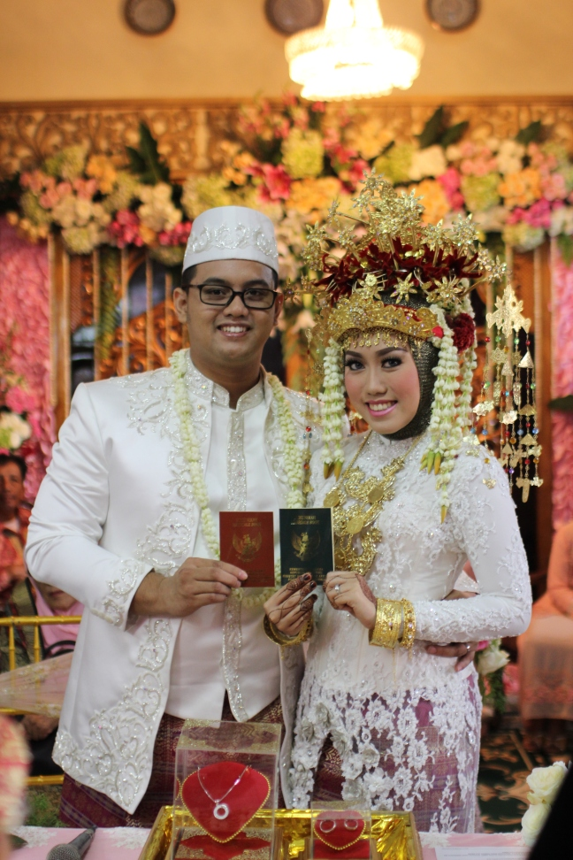 We are husband and wife :)